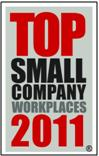 Top small company workplaces