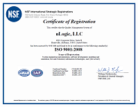 2012 ISO Certification