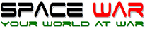 Space War Logo