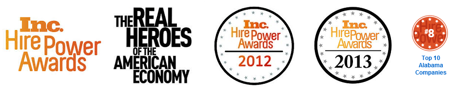 Inc. Hire Power Award