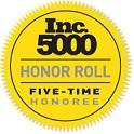 Inc Five Time Honoree News