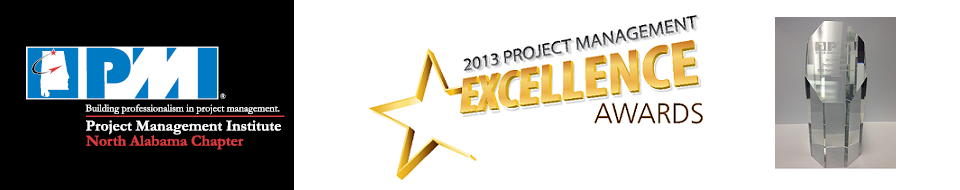 Project Management Institute Project Excellence Award