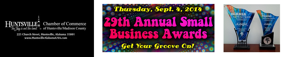 Chamber of Commerce Small Business of the Year Award
