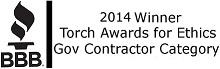 Torch Award Logo-News