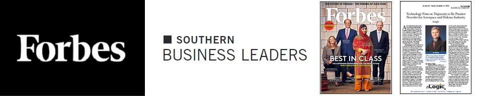 Forbes Magazine Southern Business Leader