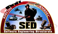 AMRDEC SED Logo