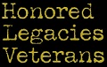Honored Legacies for Veterans